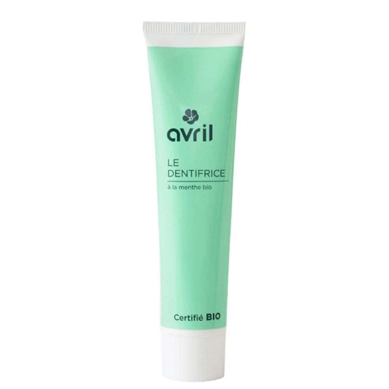 "Dentifrice vegan & naturel ""Menthe"" - Avril Beauté"