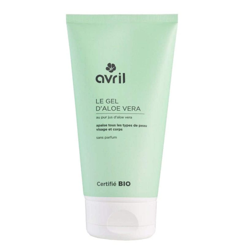 Gel d'aloe vera vegan & bio - Avril Beauté