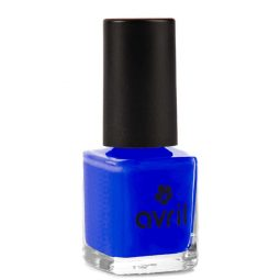 Vernis à ongles vegan couleur Bleu de France 7ml
