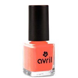 Vernis à ongles vegan couleur Corail 7ml