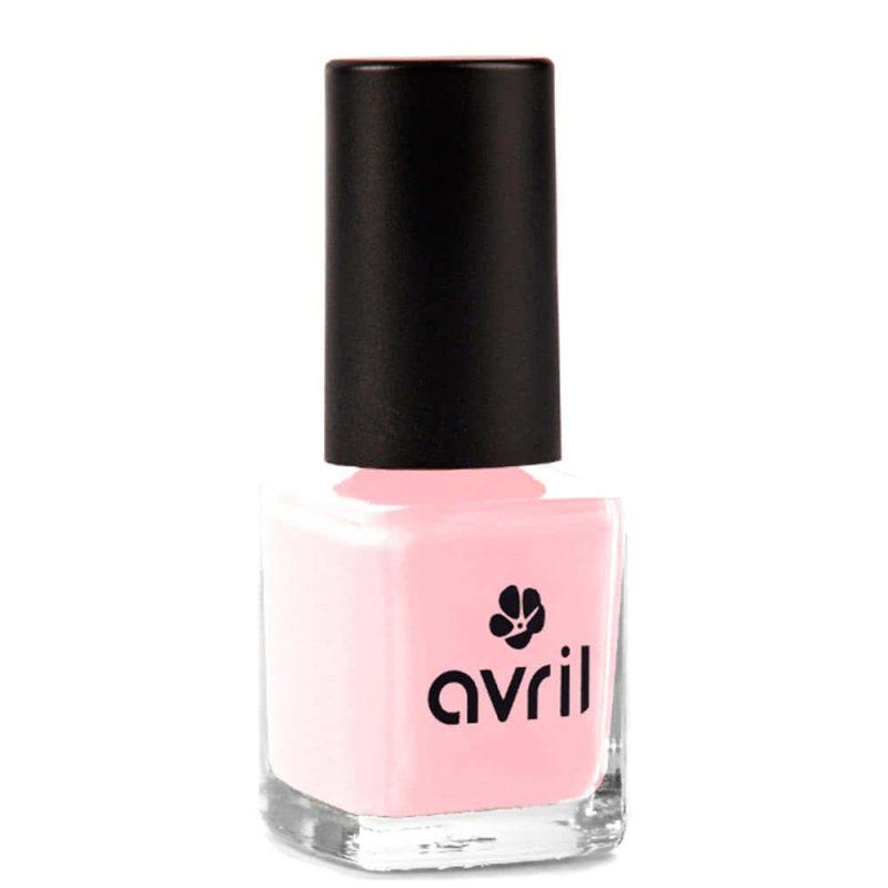 """Vegan et Petit prix ! Vernis à ongles """"French Rose"""" - Avril"""