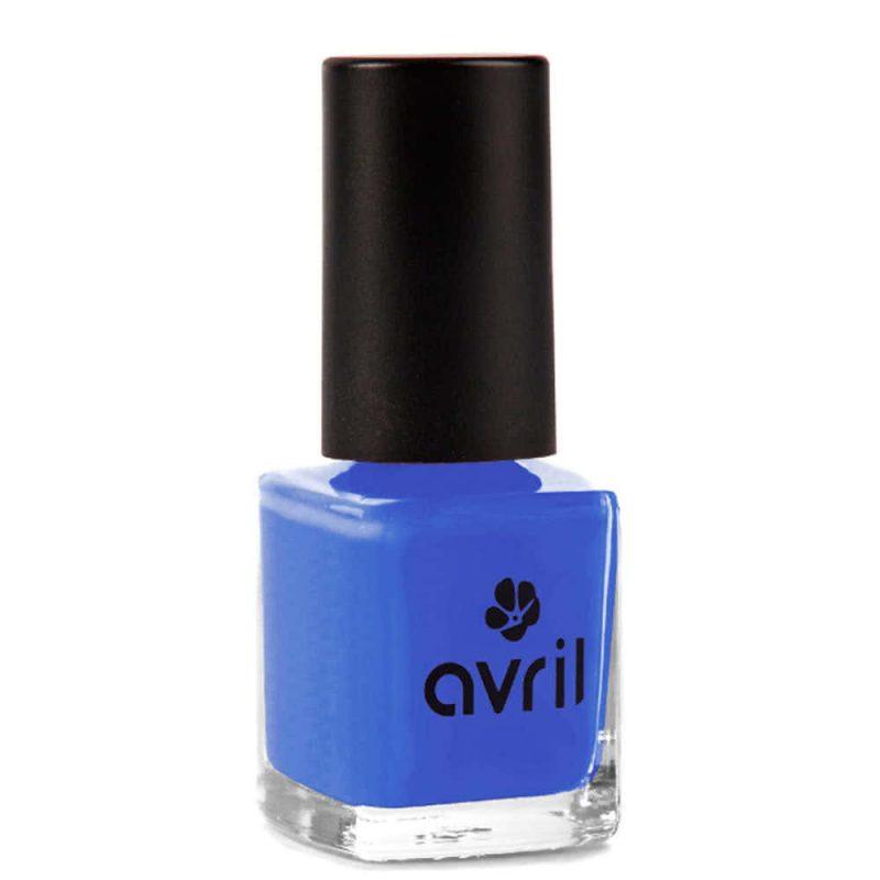 """Vernis à ongles """"Lapis Lazuli"""" vegan et pas cher - Avril Beauté"""