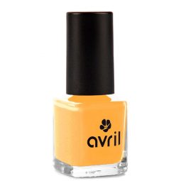 Vernis à ongles vegan couleur Mangue 7ml