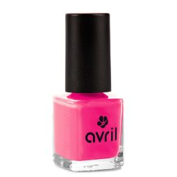 Vernis à ongles vegan couleur Rose Bollywood 7ml
