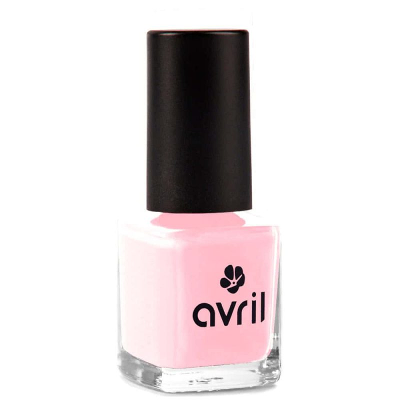"Vegan et Petit prix ! Vernis à ongles ""Rose Ballerine"" - Avril"