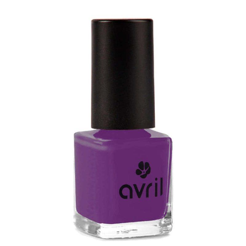 """Vegan et Pas cher ! Vernis à ongles """"Ultraviolet"""" - Avril Beauté"""