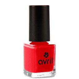 Vernis à ongles vegan couleur Vermillon 7ml