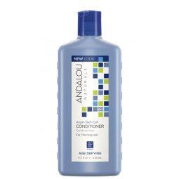 Après shampoing vegan & bio pour cheveux fragiles - Andalou Naturals