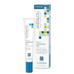 Gel traitement anti imperfections vegan & bio - Andalou Naturals