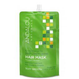 Masque lissant vegan & bio à l'huile de marula 44ml