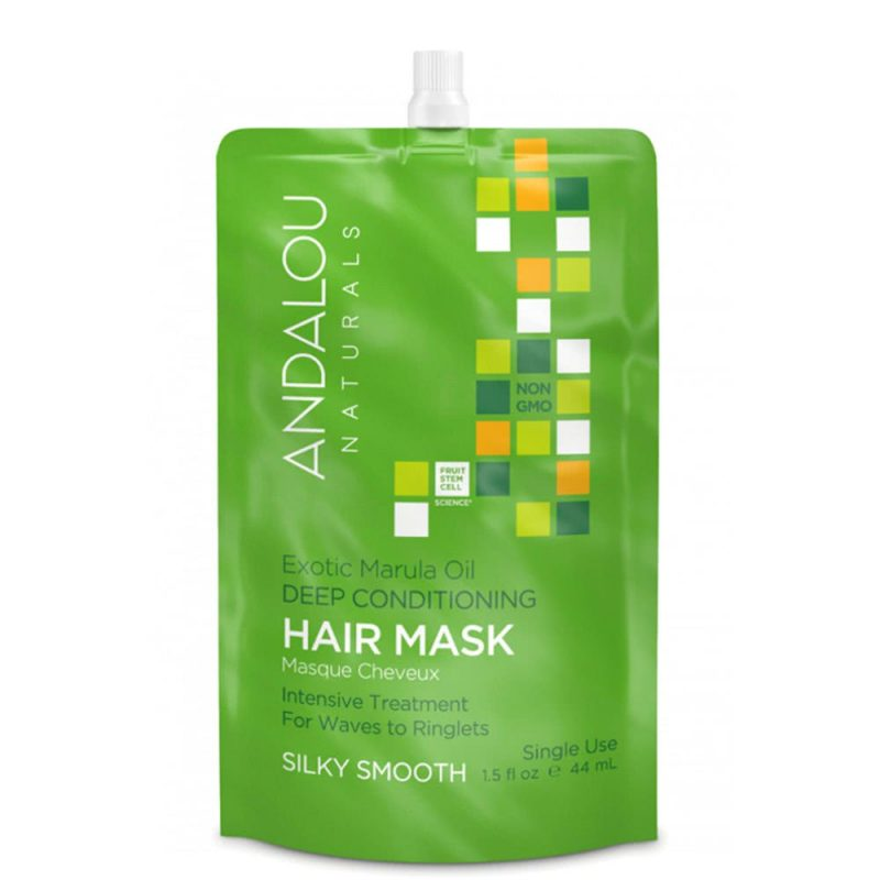 Masque lissant vegan & naturel à l'huile de marula - Andalou Naturals