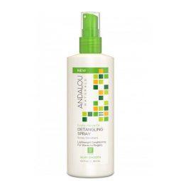 Spray lissant vegan & bio à l'huile de marula - Andalou Naturals