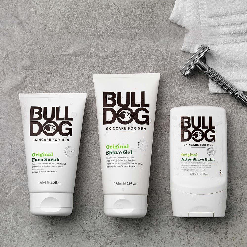 gommage visage vegan pour homme bulldog skincare. Black Bedroom Furniture Sets. Home Design Ideas