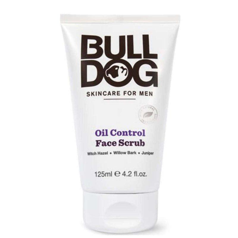 Gommage visage vegan et naturel pour homme - Bulldog Natural Skincare