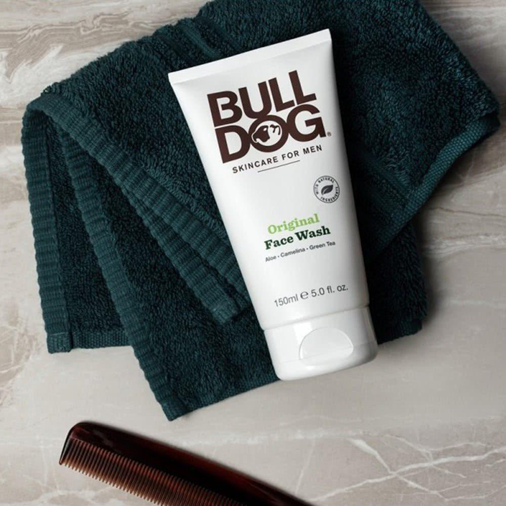bulldog natural skincare nettoyant visage vegan naturel. Black Bedroom Furniture Sets. Home Design Ideas