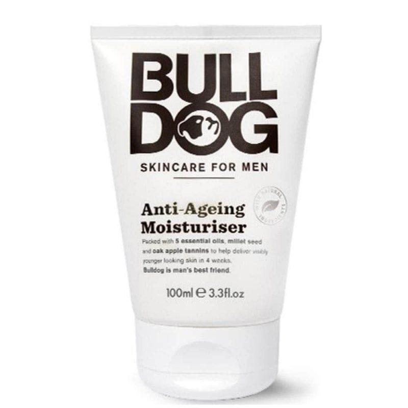 Crème anti âge vegan & naturel pour homme - Bulldog Natural Skincare