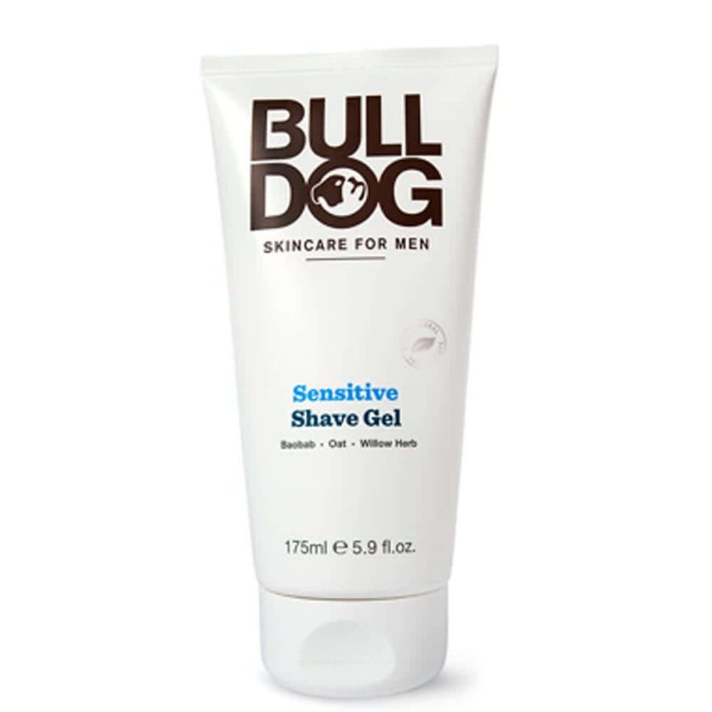 Gel à raser vegan pour peau sensible - Bulldog Natural Skincare