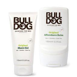 Coffret cadeau vegan rasage peau mixte - Bulldog Skincare