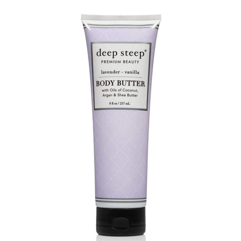 Beurre corps vegan senteur Lavande Vanille - Deep Steep