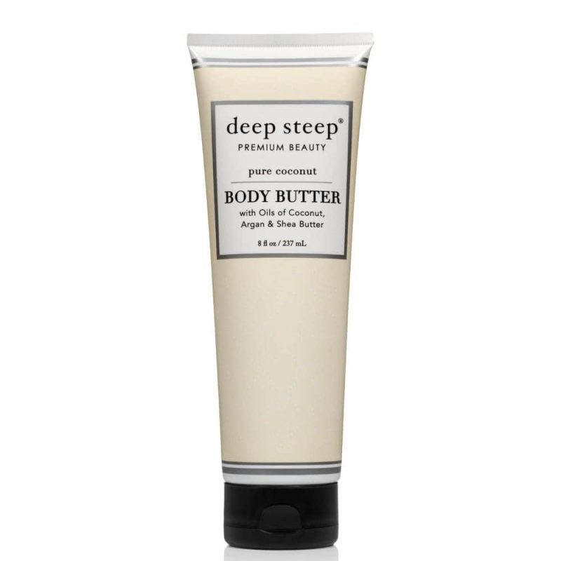 Beurre corps vegan & bio senteur Coco - Deep Steep