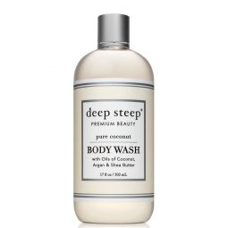 Gel douche vegan & bio senteur Coco - Deep Steep