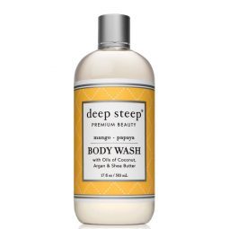 Gel douche vegan & bio senteur Mangue Papaye - Deep Steep