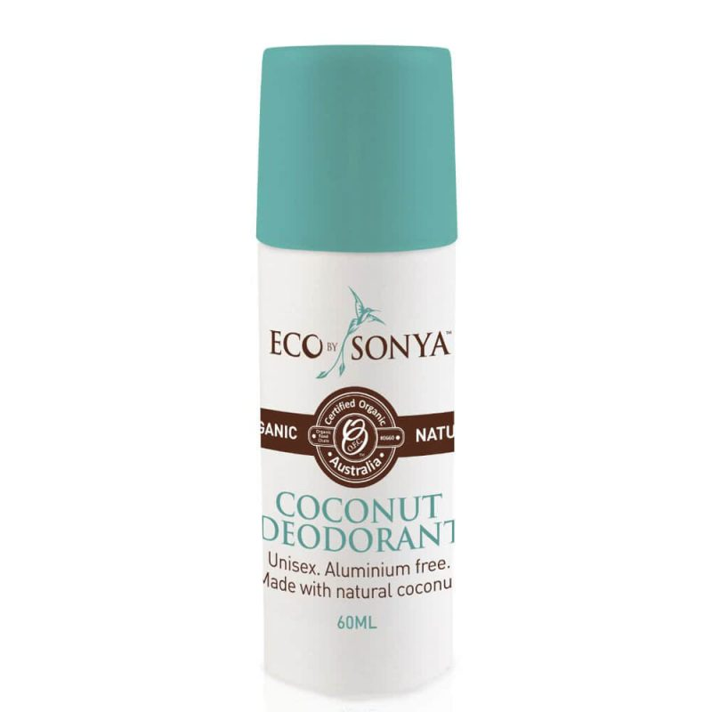 Déodorant vegan & bio roll on senteur Coco - Eco By Sonya