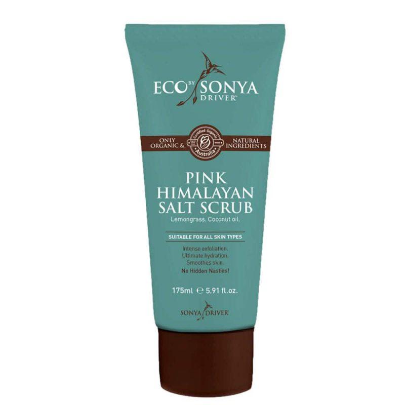 Gommage vegan & bio au sel rose d'Himalaya - Eco By Sonya