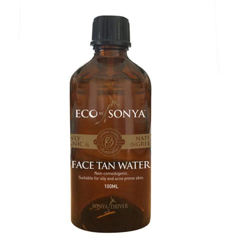 Tonique autobronzant progressif vegan & bio - Eco By Sonya