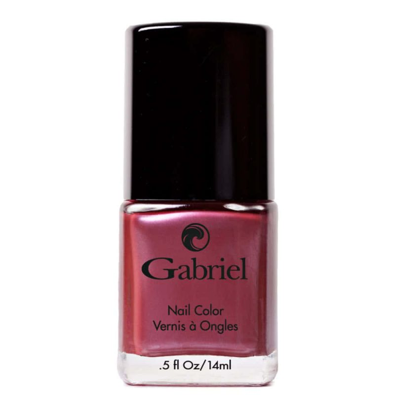 Gabriel Color - Vernis à ongles vegan Rose Candied Chestnut