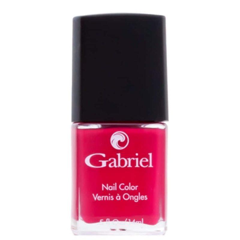 Vernis à ongles vegan & 5free Rose Daïquiri - Gabriel Color