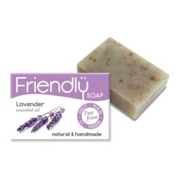 Friendly Soap - Savon SAF vegan & naturel à la lavande