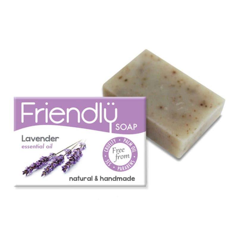 Friendly Soap - Savon SAF vegan & naturel à la lavande