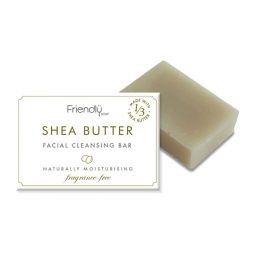 Savon SAF vegan & naturel Beurre de Karité - Friendly Soap