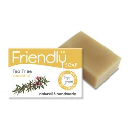 Savon SAF vegan & naturel Arbre à Thé - Friendly Soap