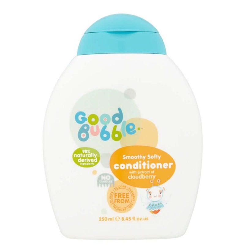 Après shampoing vegan pour enfant au petit mûrier - Good Bubble