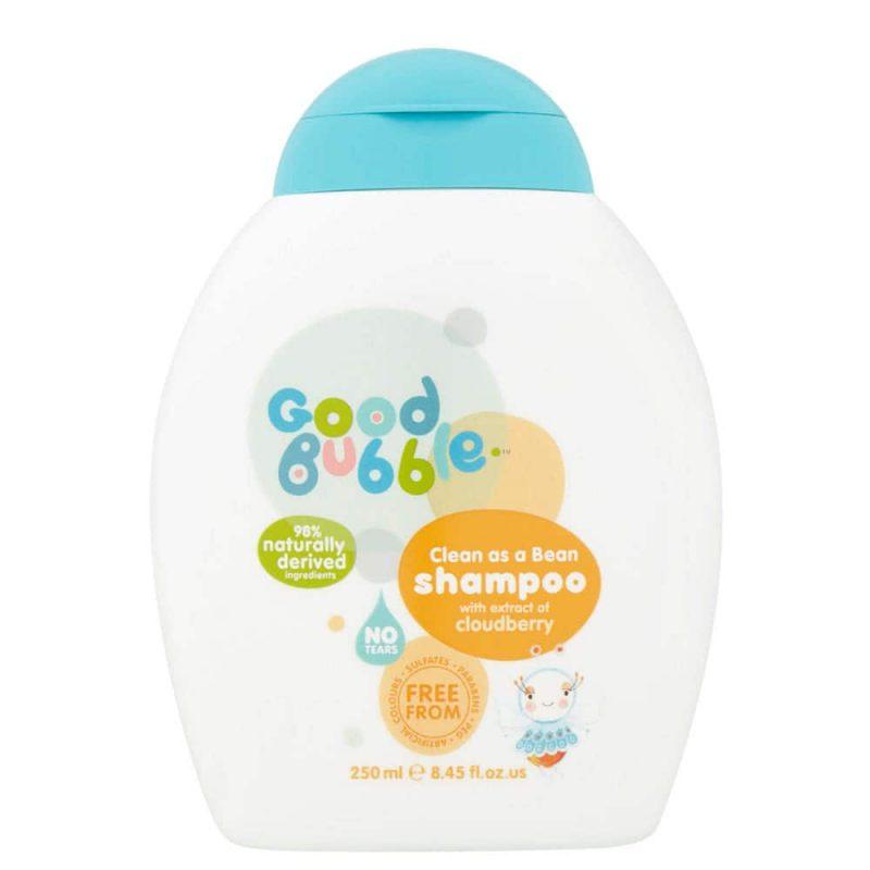 Shampoing vegan & naturel pour enfants au petit mûrier - Good Bubble