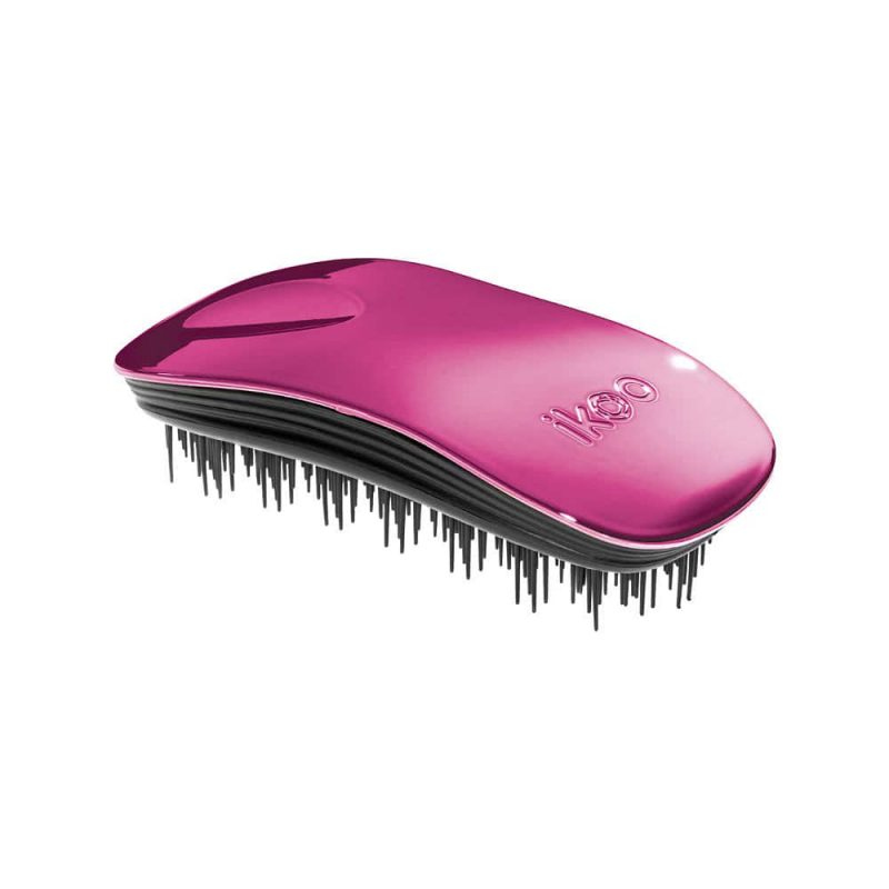 Brosse Home collection Metallic couleur Cherry - Ikoo