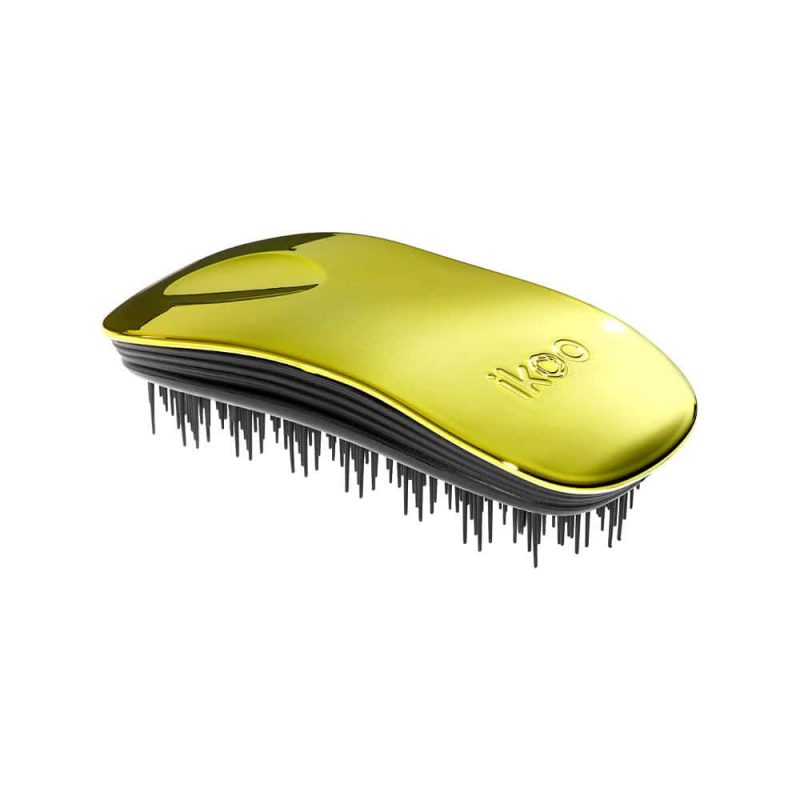 Brosse Home collection Metallic couleur Soleil - Ikoo