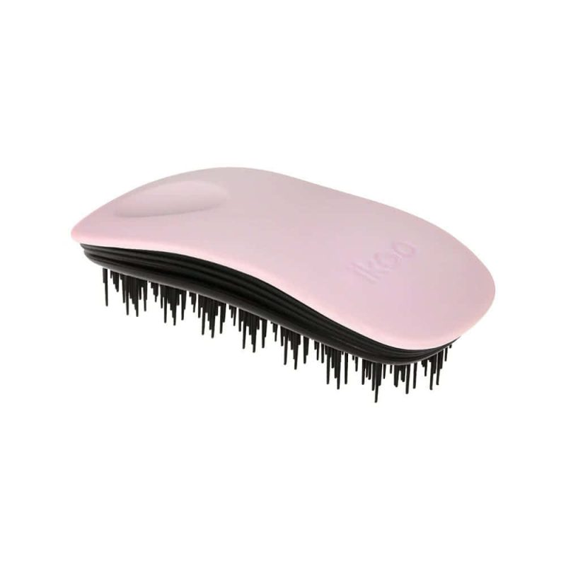 Ikoo - Brosse Home collection Paradise couleur Cotton Candy