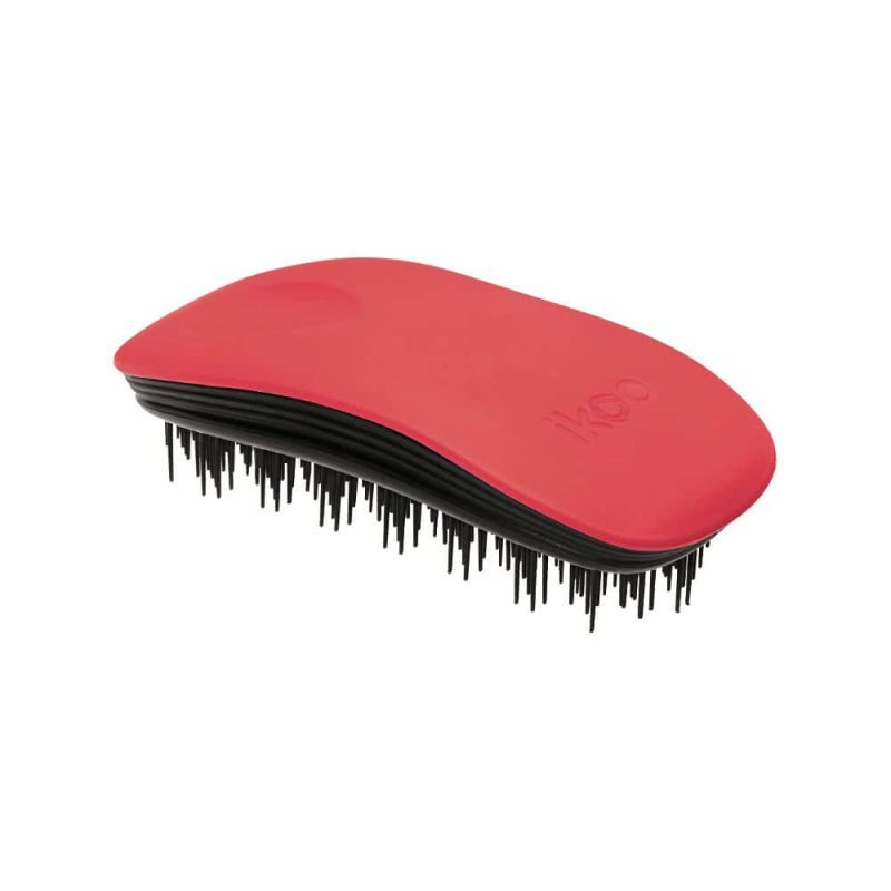 Ikoo - Brosse Home collection Paradise couleur Fireball