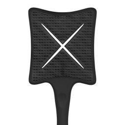Brosse Paddle X couleur Beluga Black
