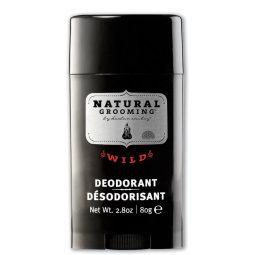 Déodorant vegan & naturel stick senteur Wild 80gr