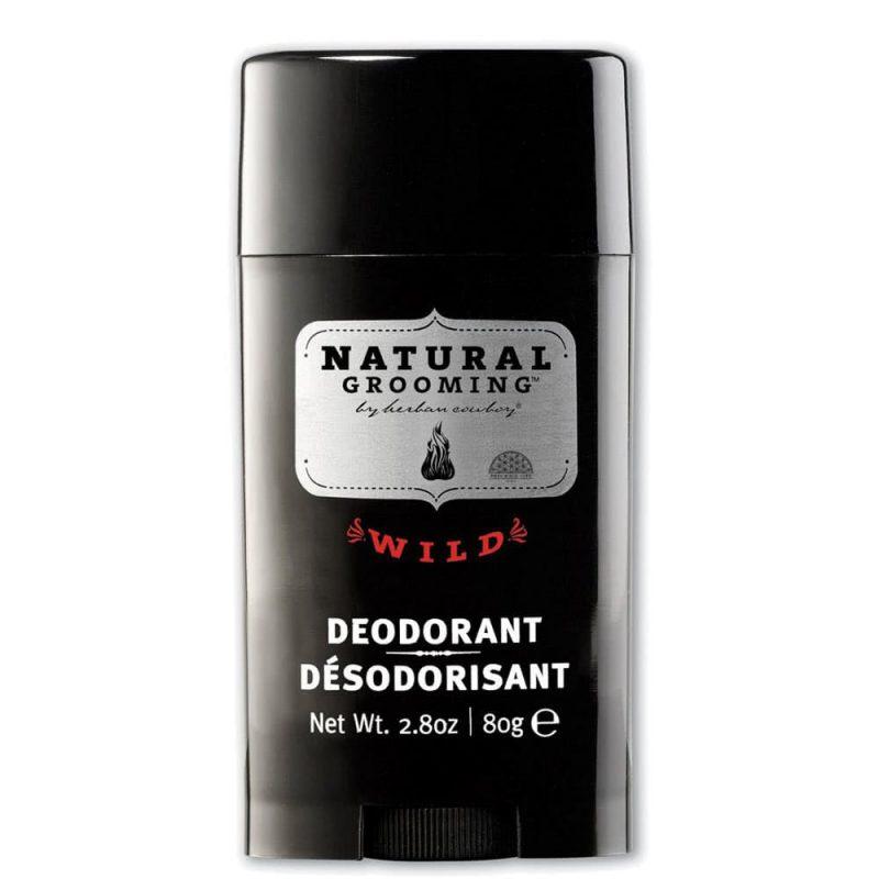 Déodorant vegan & naturel stick senteur Wild - Herban Cowboy