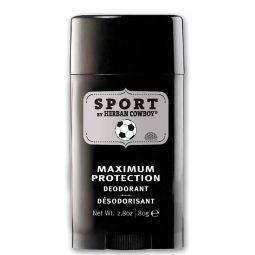 Déodorant vegan & naturel stick senteur Sport 80gr