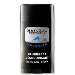 Déodorant vegan & naturel stick senteur Mountain 80gr