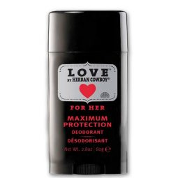 Déodorant vegan & naturel stick senteur Love 80gr