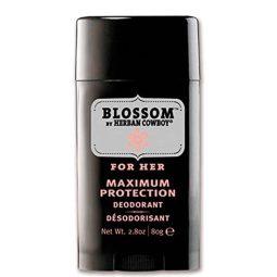 Déodorant vegan & naturel stick senteur Blossom 80gr