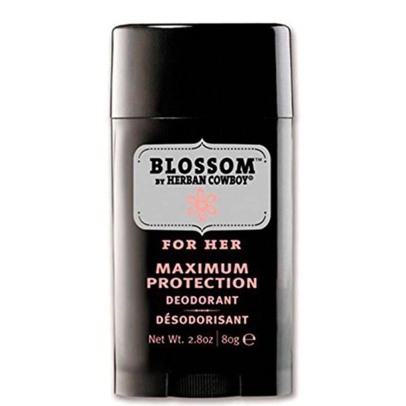 Déodorant vegan & naturel stick senteur Blossom - Herban Cowboy