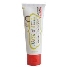 Dentifrice vegan & bio parfum Fraise 50gr